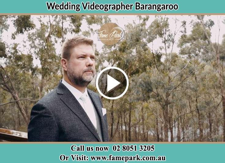 Groom already prepared Barangaroo NSW 2000