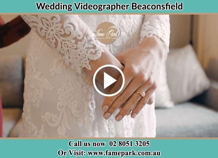 Bride already prepared Beaconsfield NSW 2015