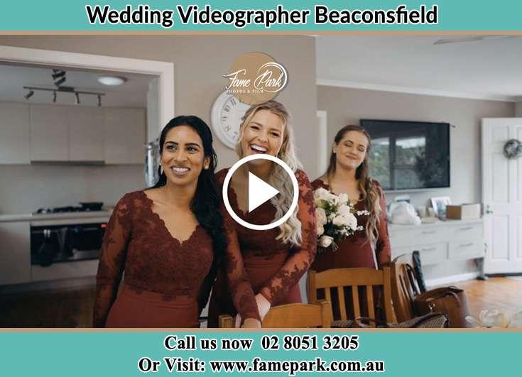 Bride's secondary sponsor Beaconsfield NSW 2015