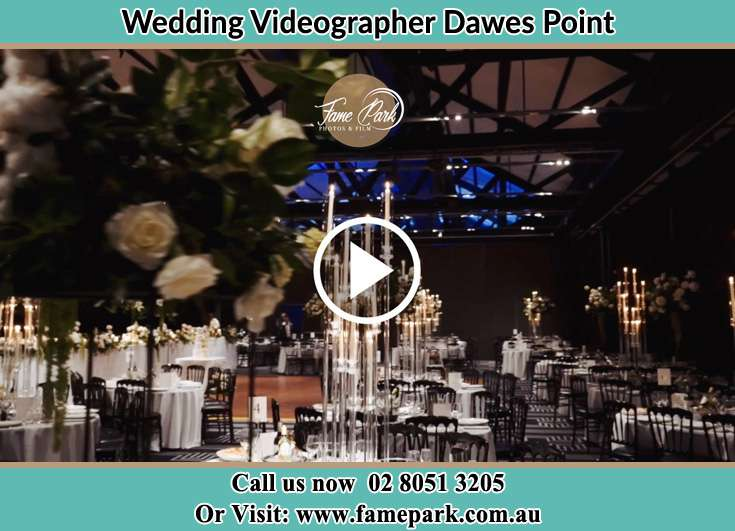The reception Dawes Point NSW 2000