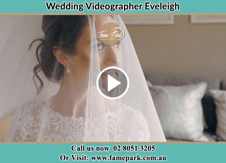 Bride already prepared Eveleigh NSW 2015