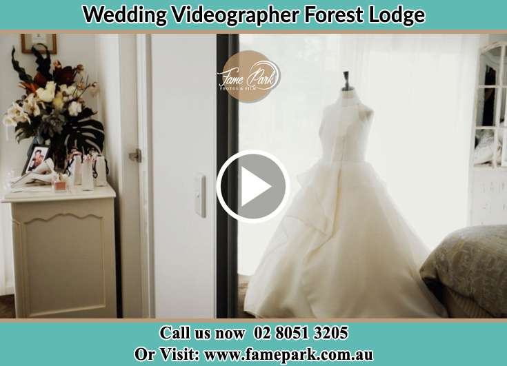 The wedding gown Forest Lodge NSW 2037