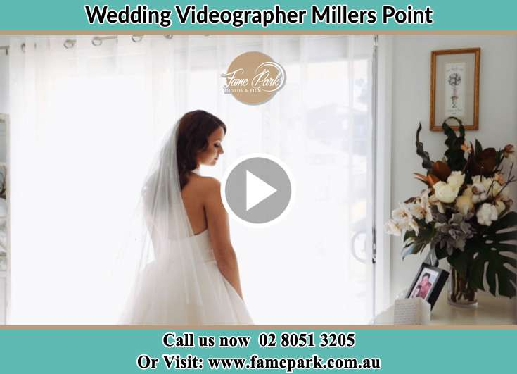 Bride already prepared Millers Point NSW 2000