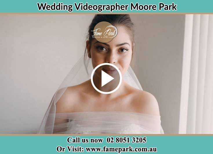 Bride already prepared Moore Park NSW 2021