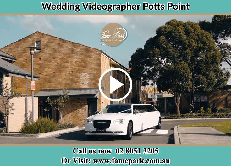 The bridal car Potts Point NSW 2011