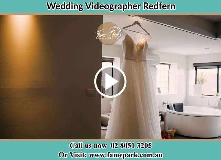 The wedding Gown Redfern NSW 2016